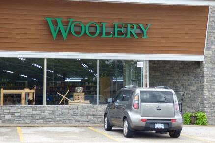 the Woolery!!