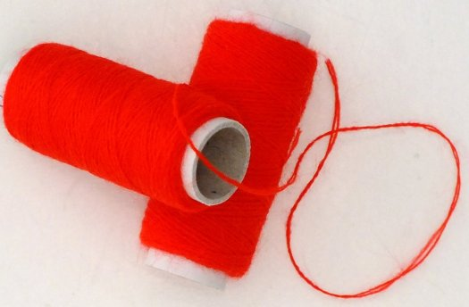 12. unknown red thread