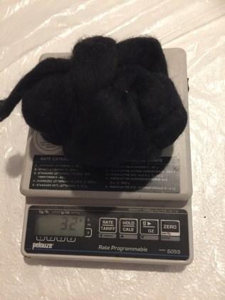 03 black wool