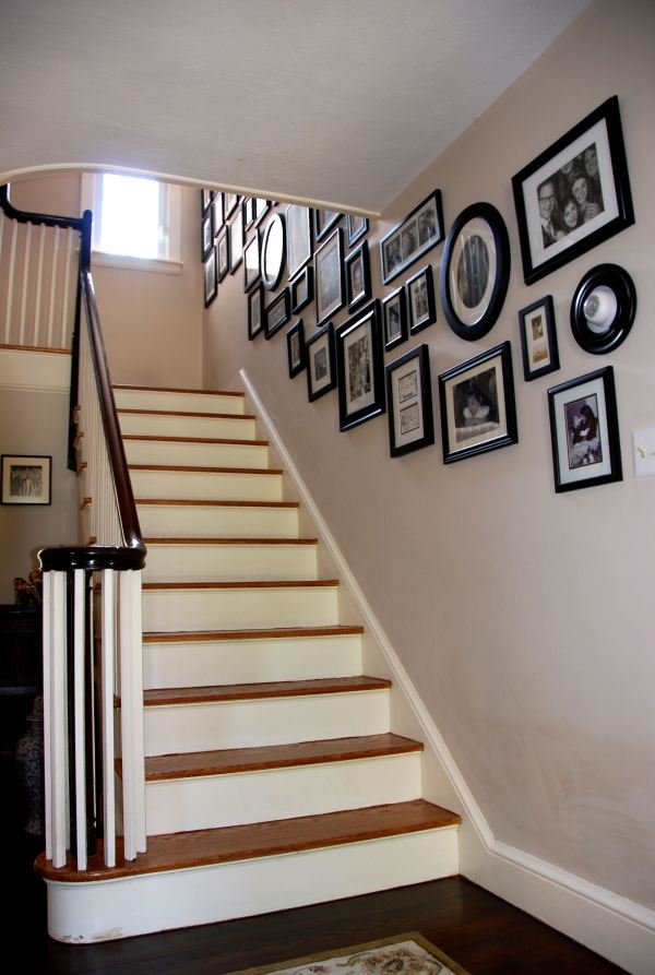 Staircase Wall Felt Cute