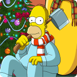 The Simpsons Tapped Out Mod Apk