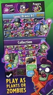 Plants vs Zombies Heroes Mod Apk