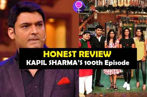 Honest review of Kapil Sharma's 100th Episode with Mithali,Veda, Harman and Jhulan