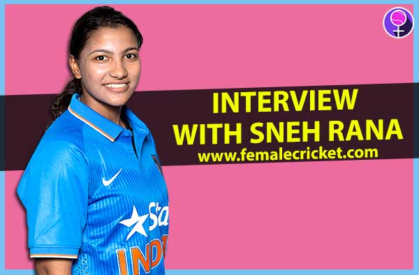 Interview with Sneh Rana