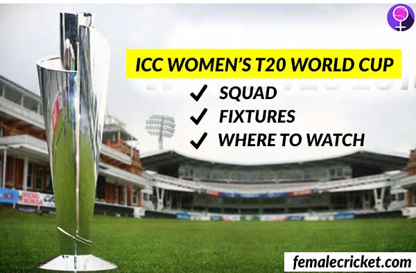 ICC Women's World T20 2018 schedule announced