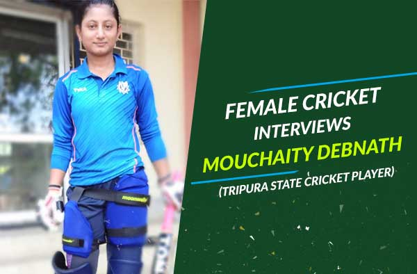 Interview with Mouchaity Debnath