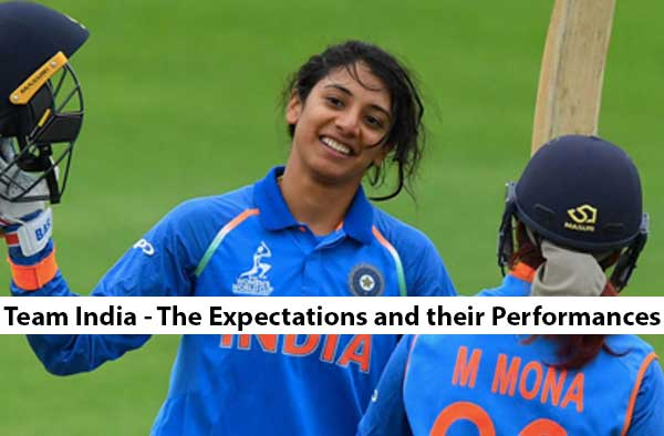 Indian Women's Cricket Team – Exceeding Expectations post Women's World Cup 2017