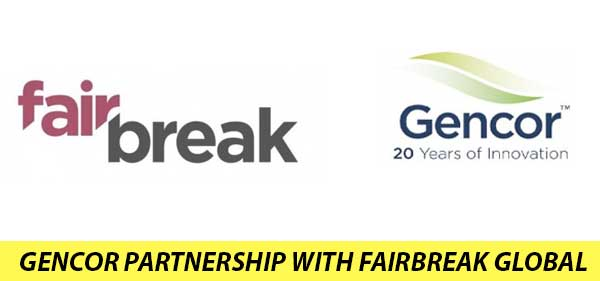 Press Release : Gencor partners with Fairbreak Global