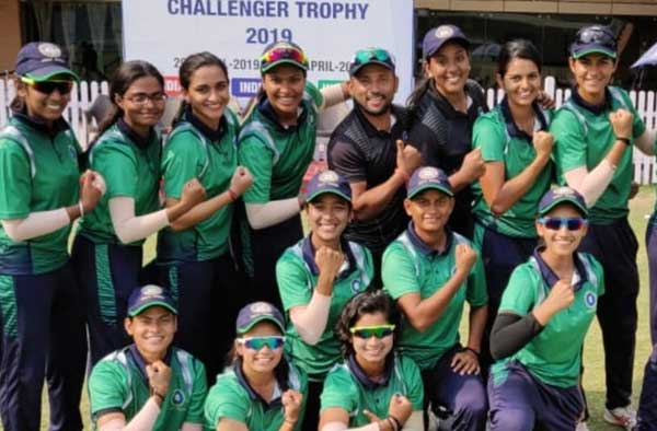 Interview with Sushree Dibyadarshini - All-round prodigy from Odisha excited about Womens T20 Challenge and eager for national call