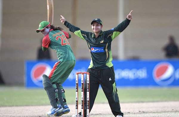 Bangladesh Women's tour of Pakistan