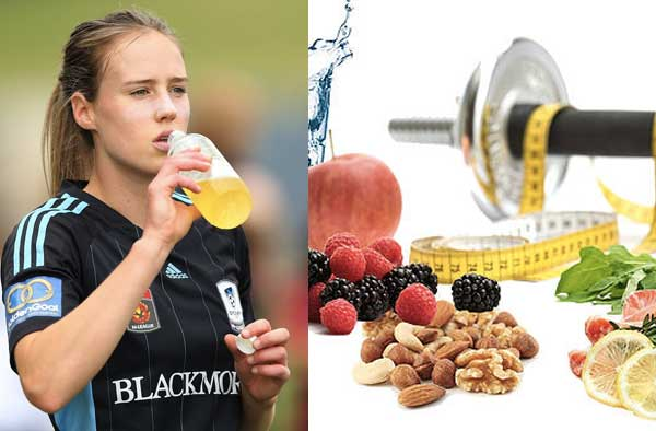 Ultimate Guide to Diet-Meal Plan and Nutrition recommendations for an aspiring female cricketer