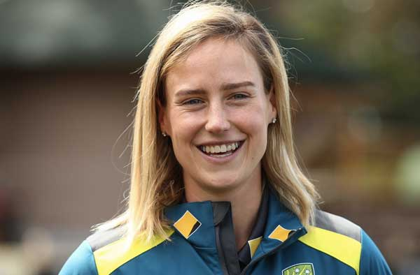 Ellyse Perry - Female Cricket