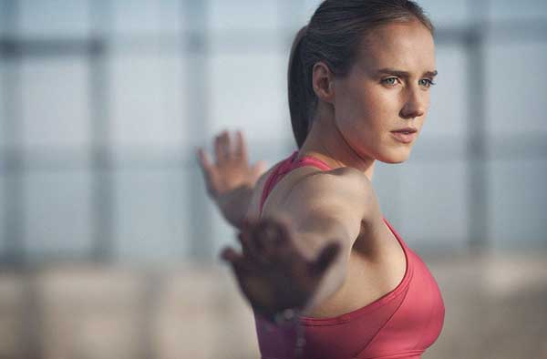 Ellyse Perry - Fitness freak