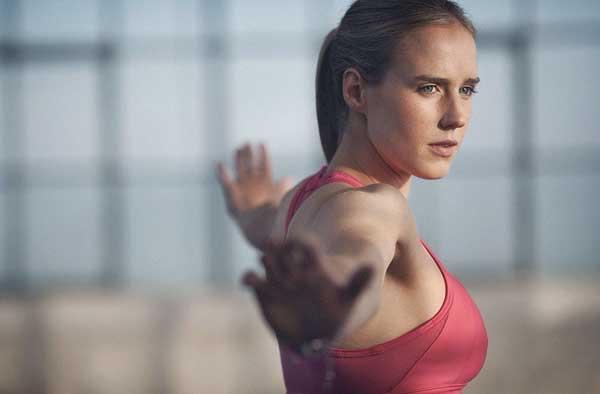 Ellyse Perry - Fitness freak