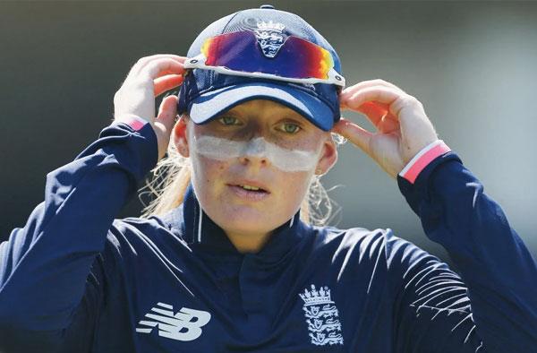Sophie Ecclestone - Women's Ashes 2019