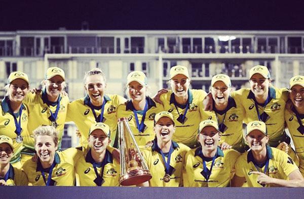 Women's Ashes 2019 Winner