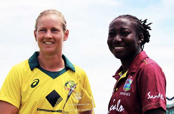 Australia women's tour of West Indies