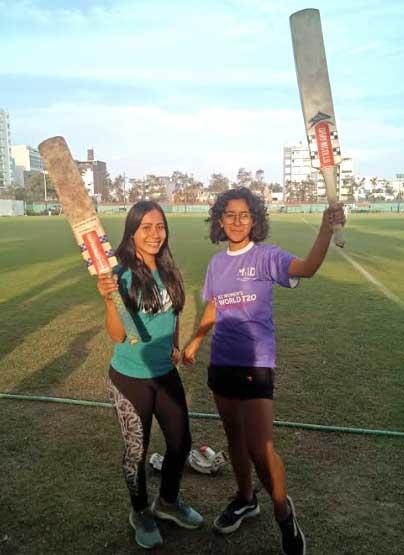 Cricket in Peru