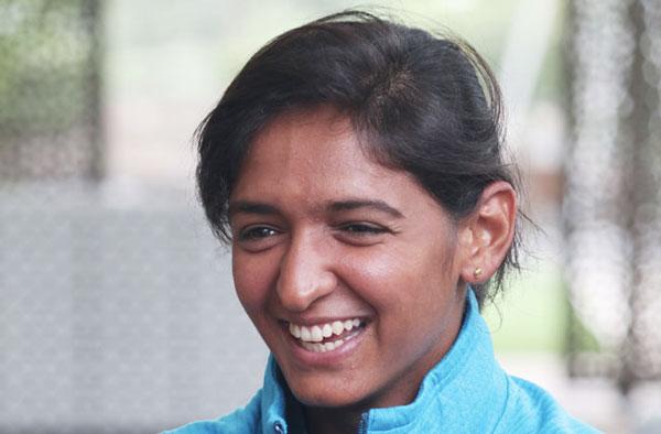 Harmanpreet Kaur Photograph: Hitesh Harisinghani/Rediff.com