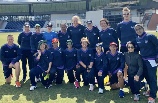 ICC Women's Global Development Squad
