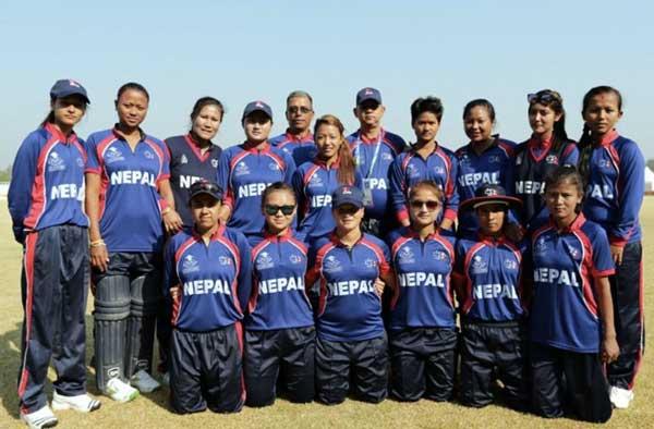 Nepal Women's Cricket team