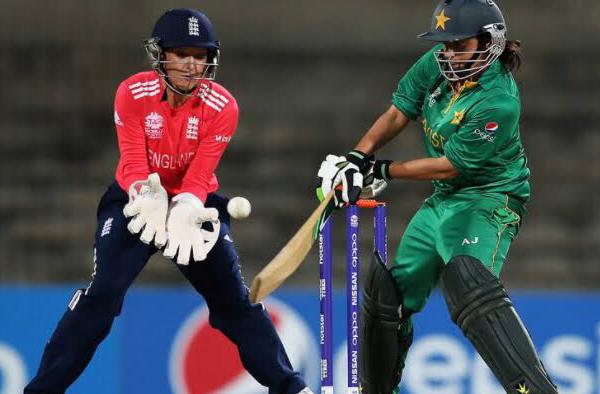 Pakistan v England 2019