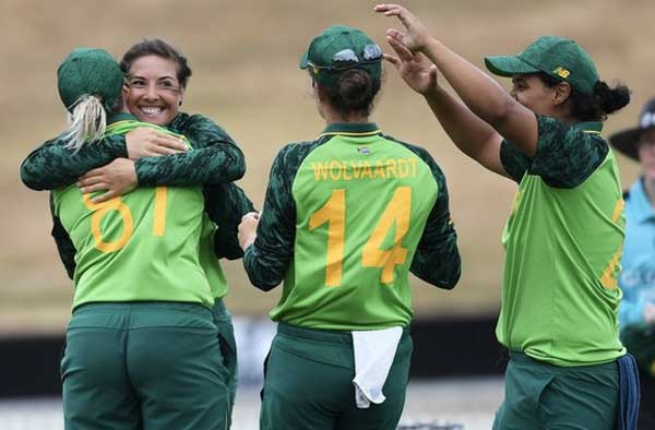 South Africa Women's Cricket team