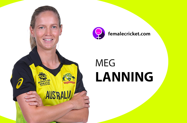Meg Lanning - T20 World Cup 2020