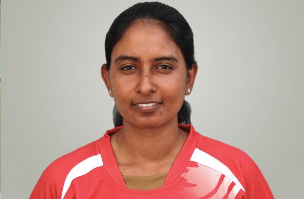 Suthershini Sivanantham. Pic Credits: ESPN Cricinfo
