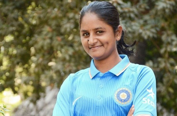 Kalpana Reddy - Railway Cricketer
