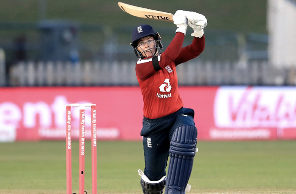 Tammy Beaumont impressed with the bat for England - (Copyright PA Wire)