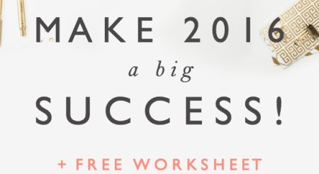 Fitness for You in 2016! How to Make It Happen!