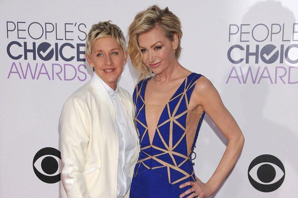 Ellen DeGeneres Sued For Boob Joke