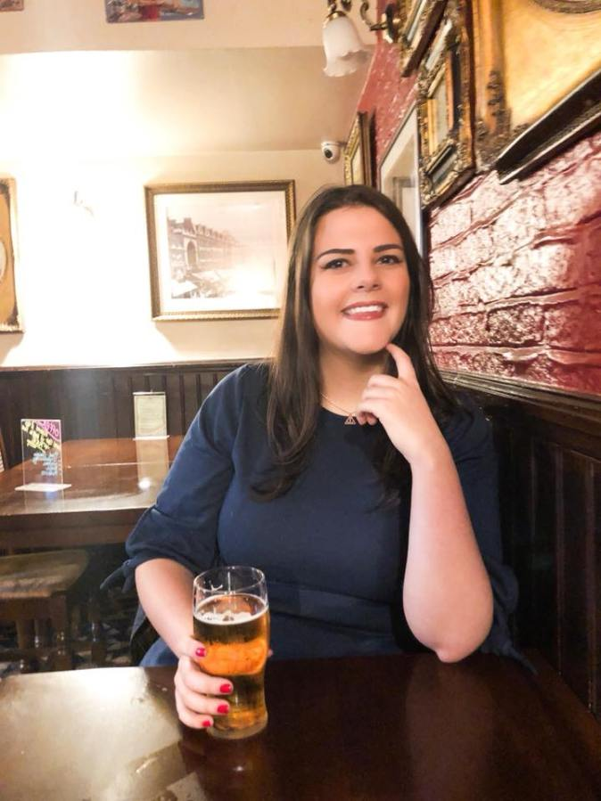 literary tour of london beer