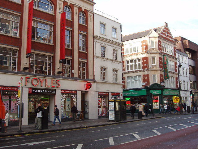 literary tour of london charing cross road