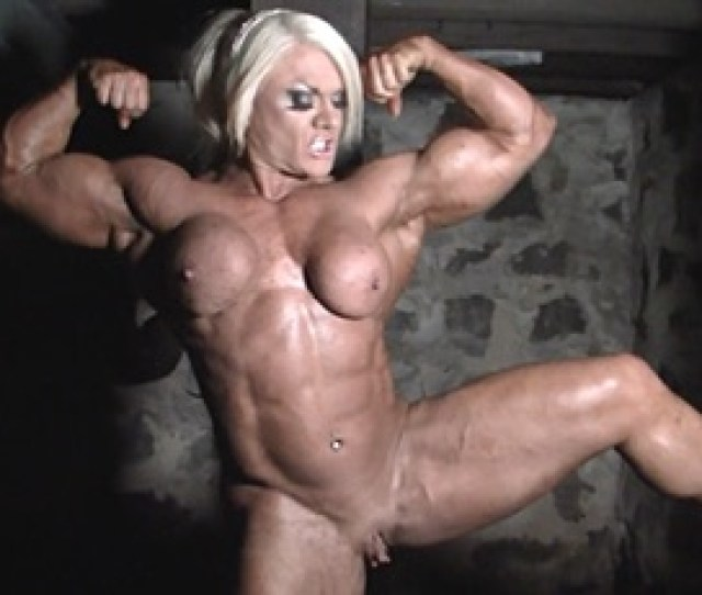 British Muscle Porn Star Lisa Cross Is In Our Dungeon And Has Only One Mission