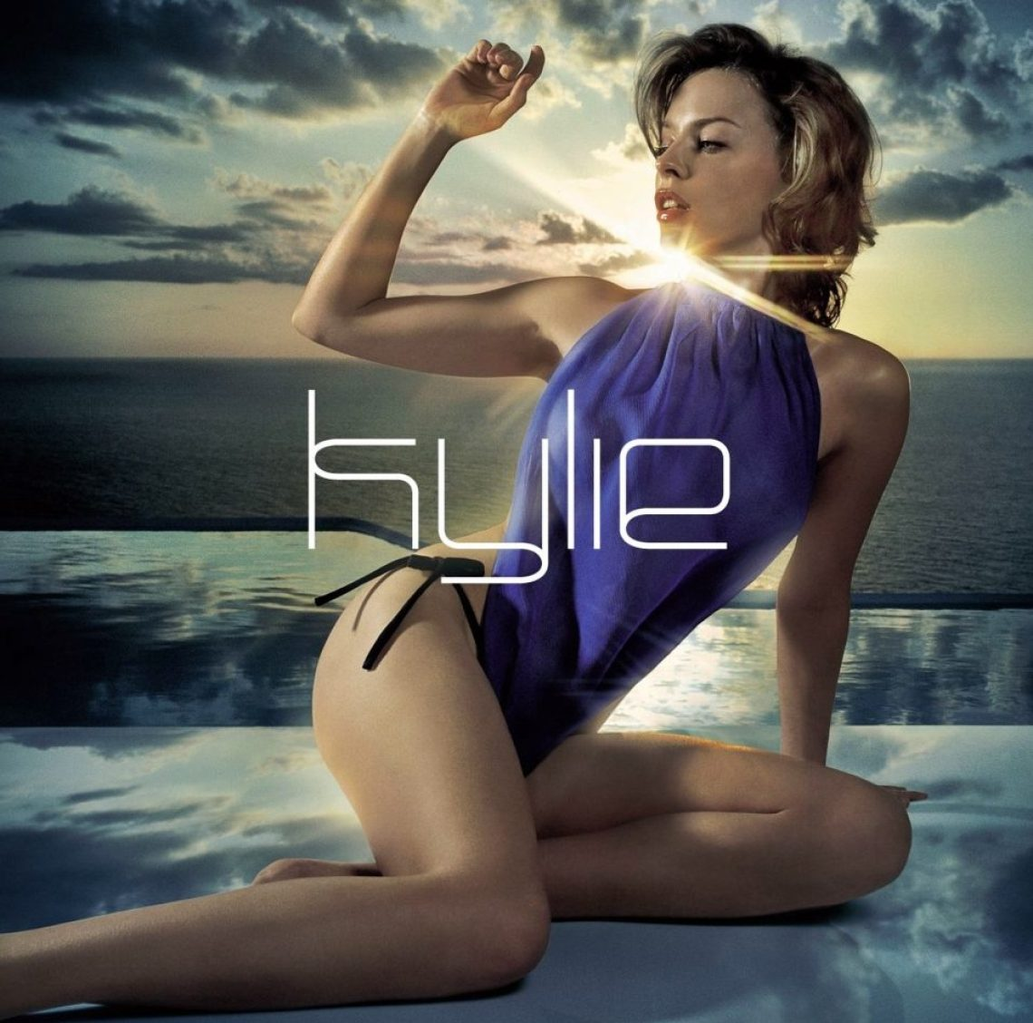 Kylie Minogue Light Years Album Cover