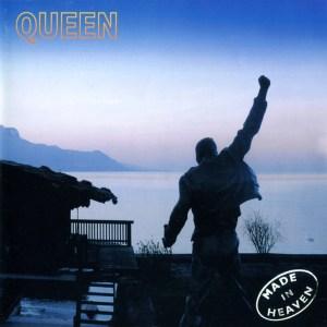 Queen - Made In Heaven (1995) album cover
