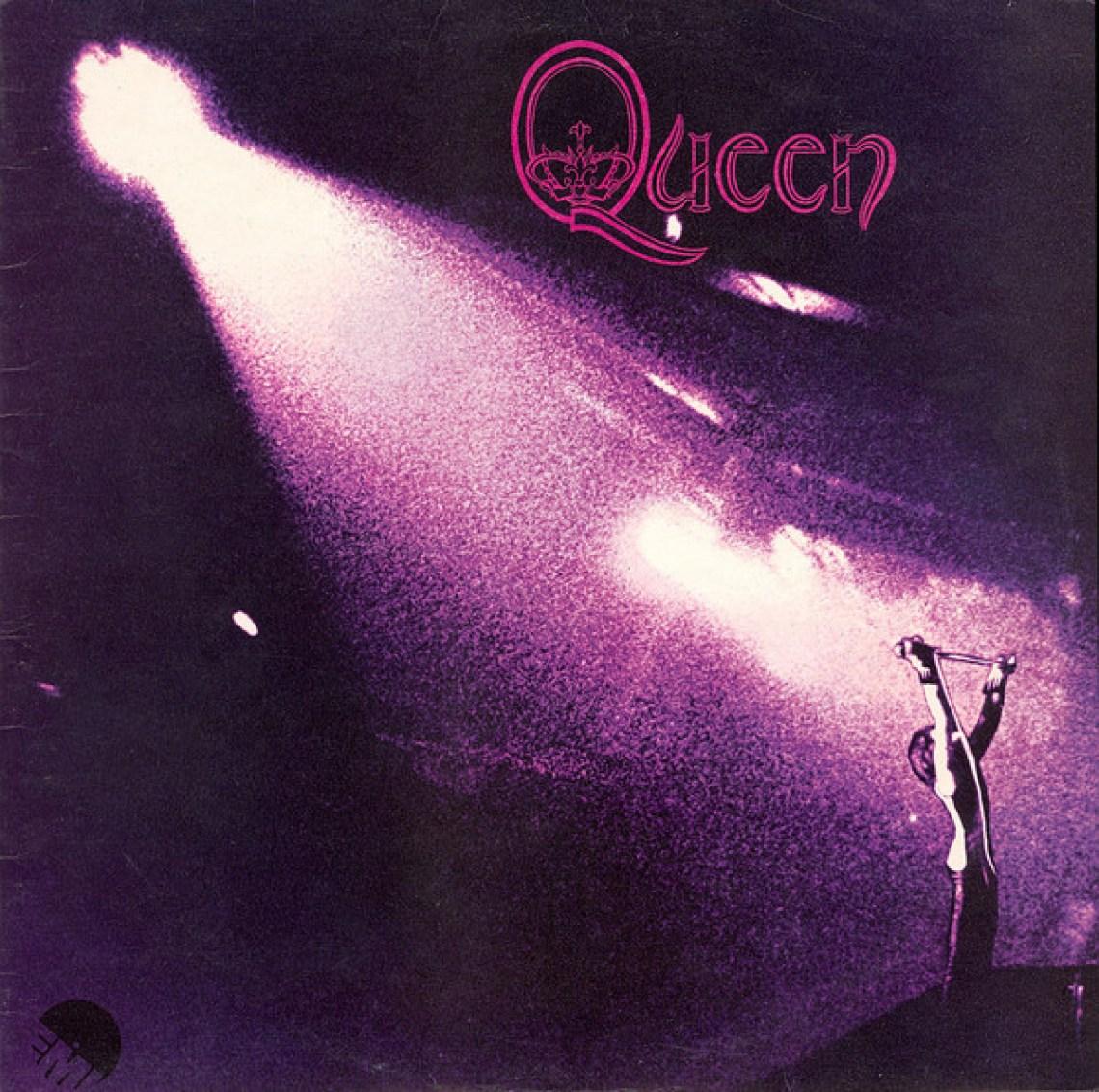 Queen - Queen (1973) album cover