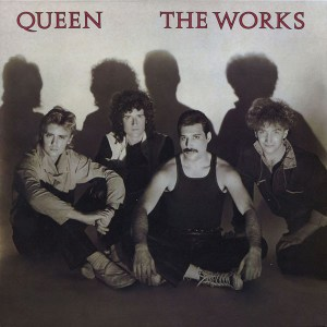 Queen - The Works (1984) album cover