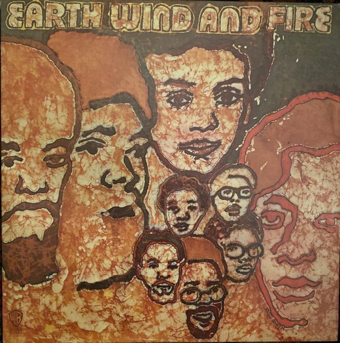 Earth, Wind & Fire - The Legend Slot - Female Original