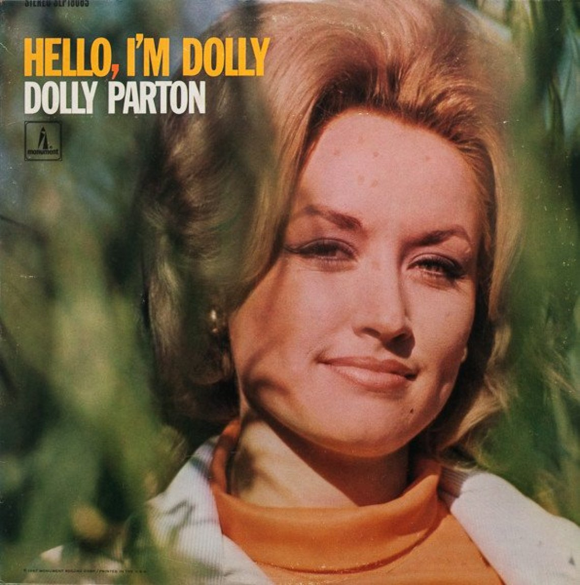 Hello, I'm Dolly (1967) - The Legend Slot - Dolly Parton