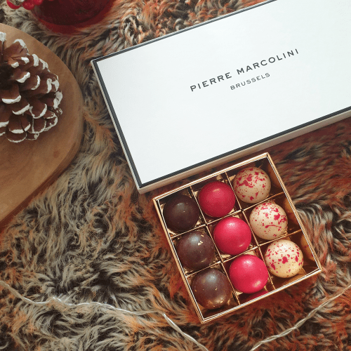 The Ultimate Food Gift Guide For This Christmas - Pierre Marcolini - Female Original