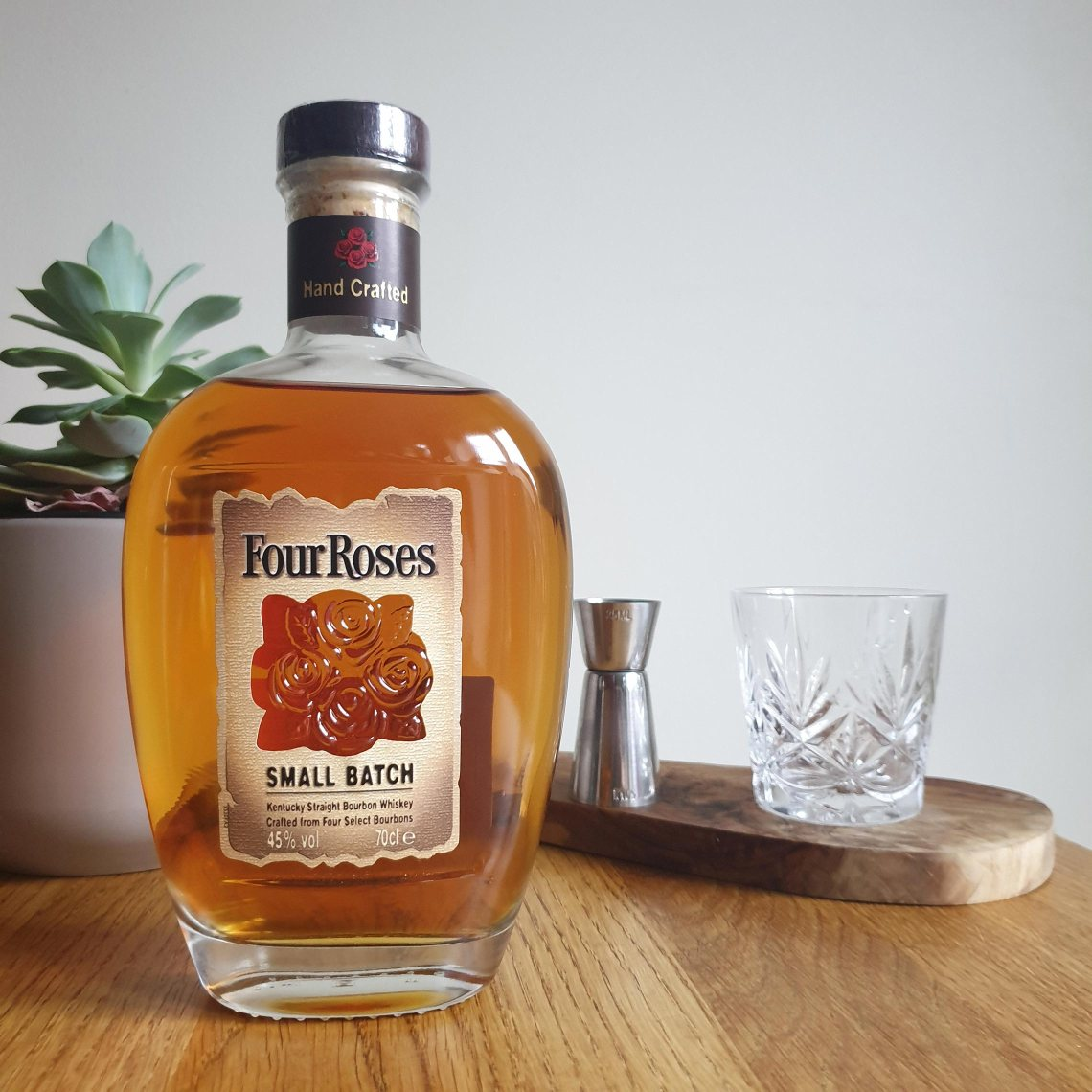 Four Roses Old Fashioned - 3 Valentine's Day Cocktails You Can Make At Home - Female Original