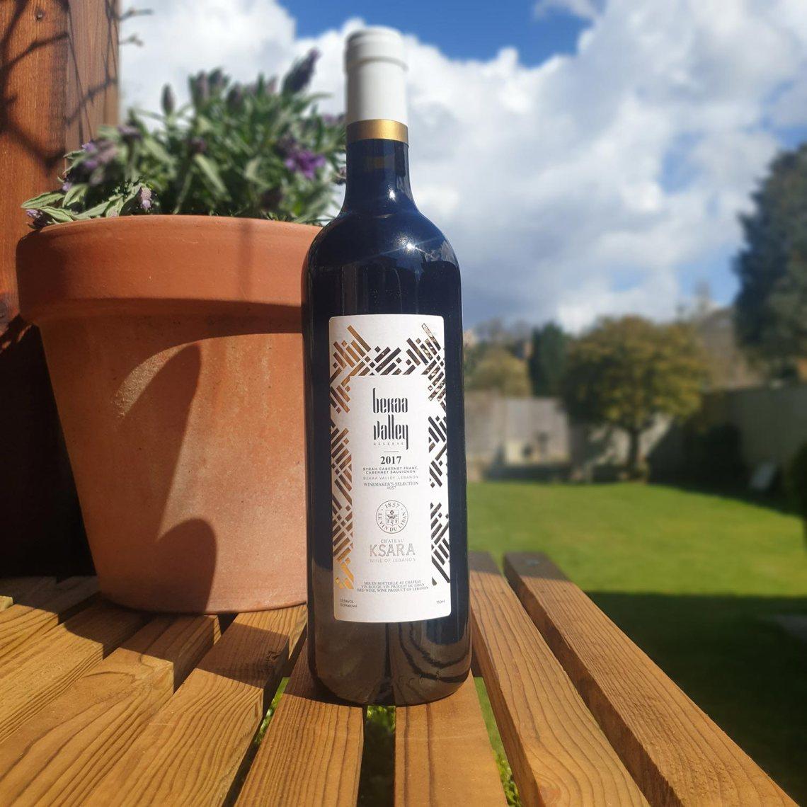 Chateau Ksara, Reserve du Couvent 2017 - Wine Wednesday - Female Original