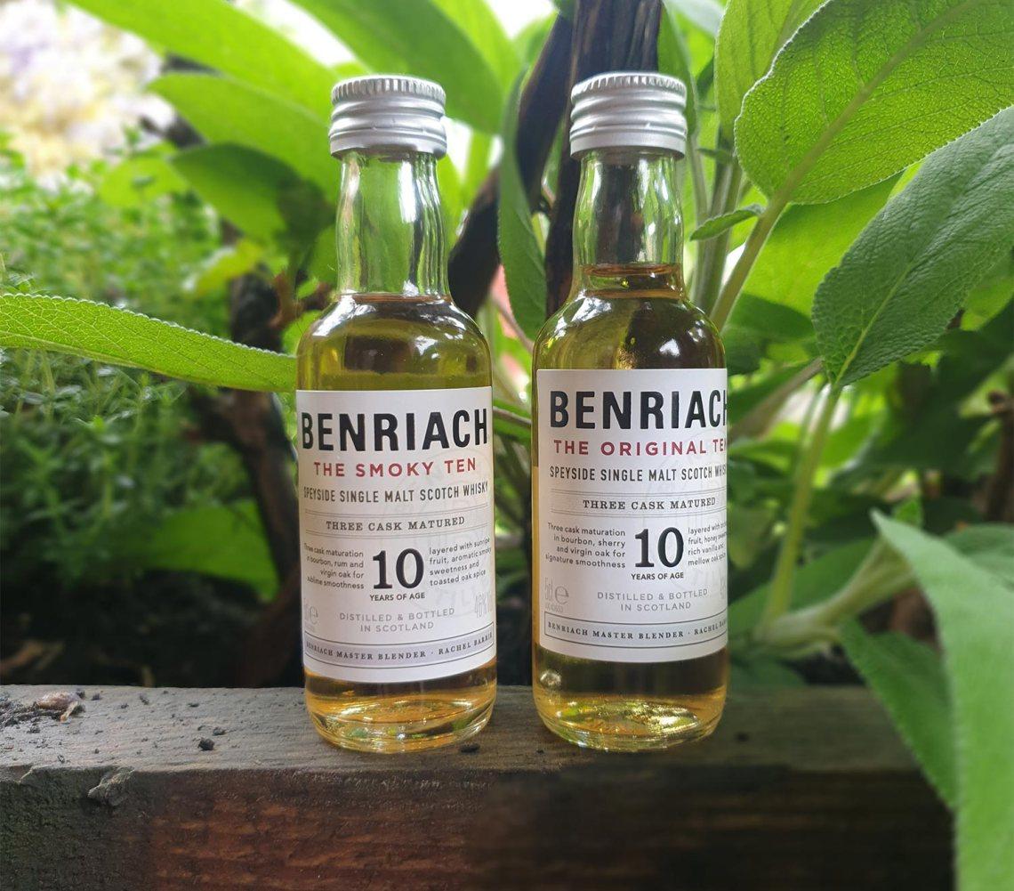 Benriach Whiskey - Female Original