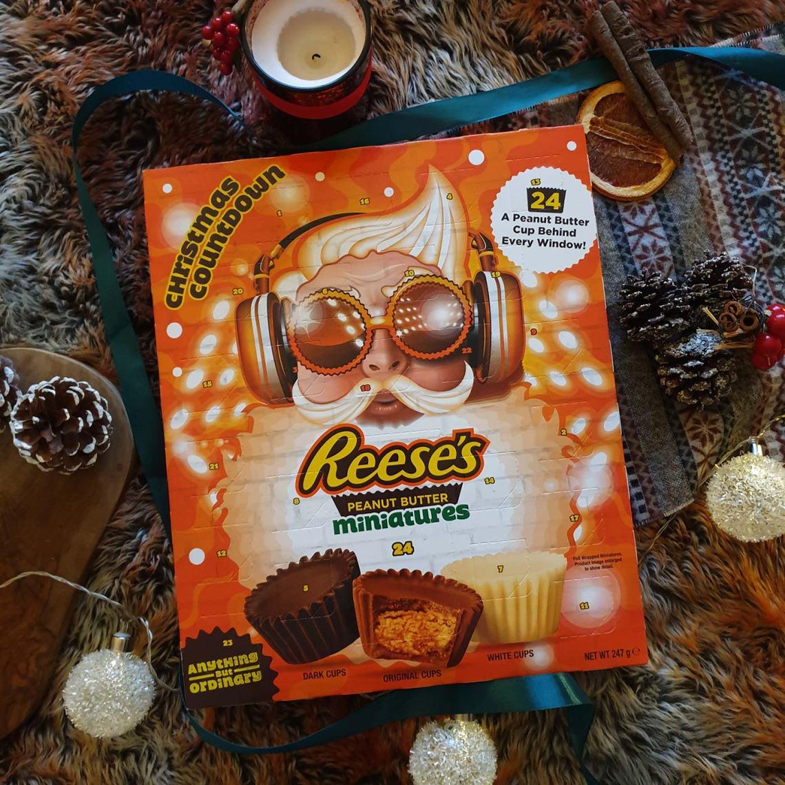 Best Foodie Advent Calendars - Reese's Pieces - Female Original