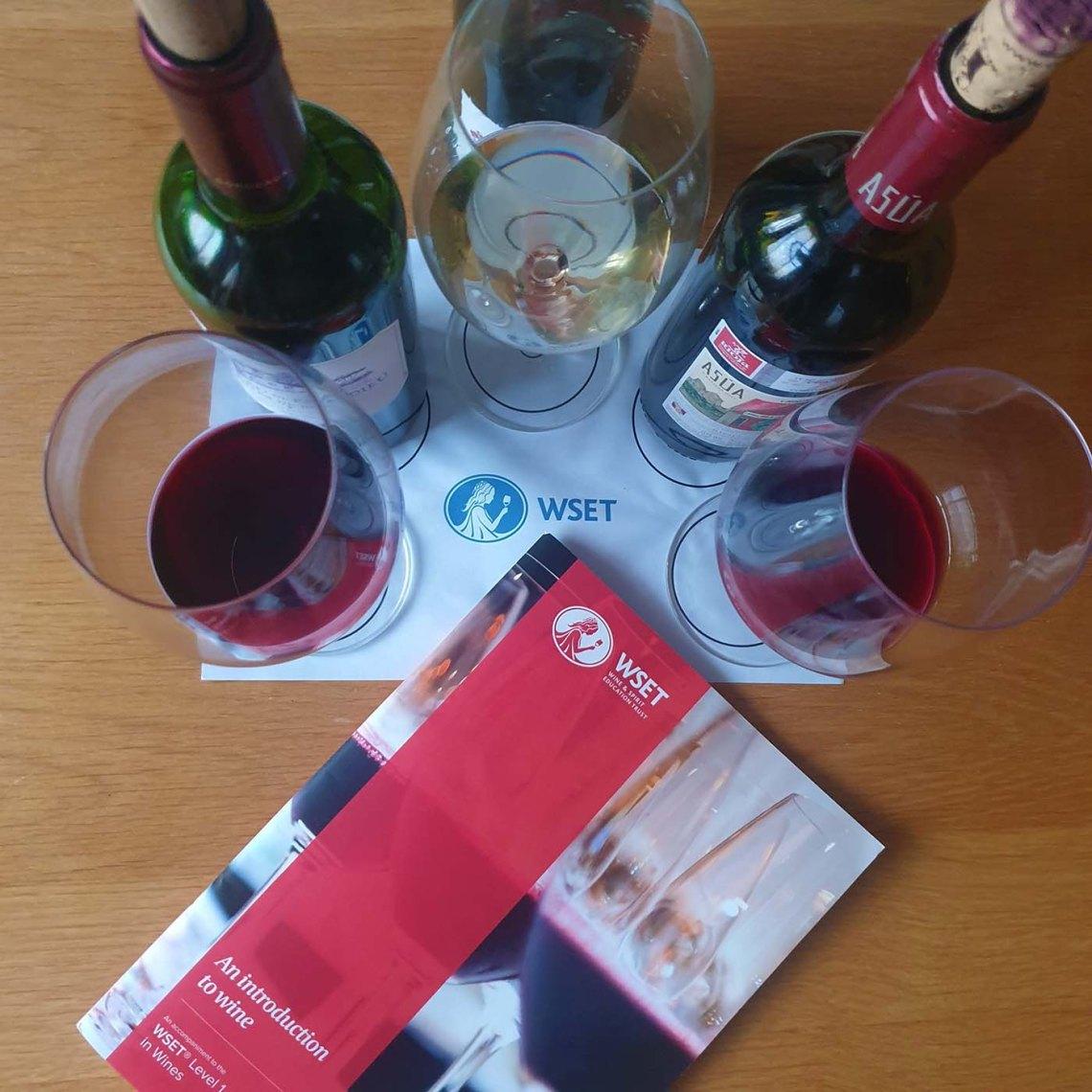 WSET Level 1 Award in Wines - Female Original