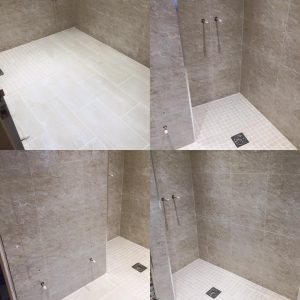 Wetroom Project