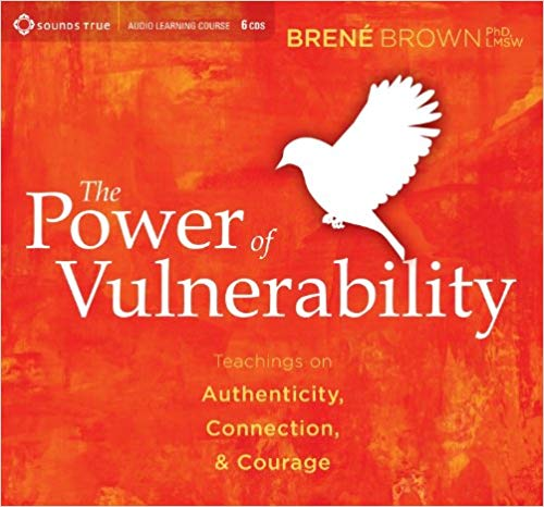 Cover of the power of vulnerability